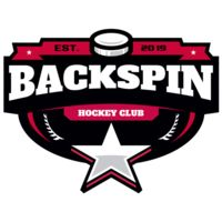 Backspin Hockey Club logo template Thumbnail