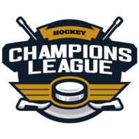 Champions League Hockey logo template Thumbnail