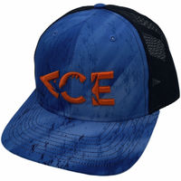 Ace Logo Realtree Fishing Trucker Snapback Hat   First Cast Of The Day Thumbnail