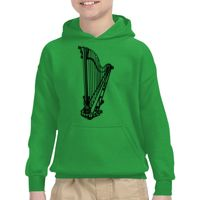 Heavy Blend™ Youth 8 oz., 50/50 Hood Thumbnail